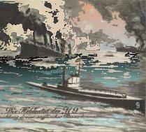 Den tyske ubåd U9 den 22. september 1914
