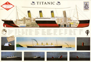 Titanic plakat