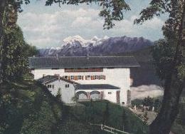 Berchtesgaden nedenfor panoramavinduet