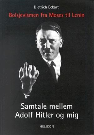 Samtale mellem Adolf Hitler og mig