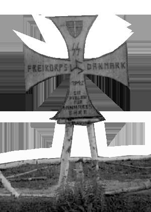Kirkegården Biakowo for Frikorps Danmark