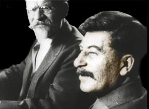 Stalin og Trotsky