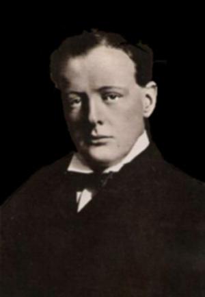 Billede af Winston fra ca. år 1900