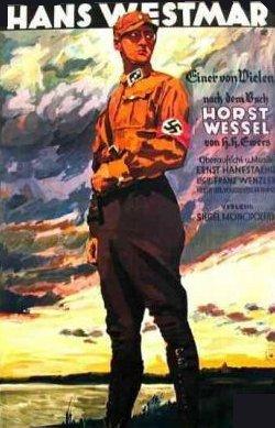 plakat til filmen Horst wessel