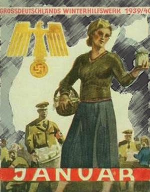 Tysk Vinterhjælp 1939  til 1940