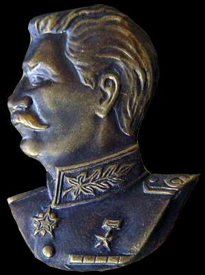 Metalpen af Stalin