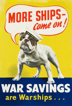 Bulldog ønsker flere skibe