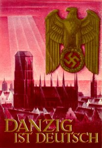 Danzig er tysk