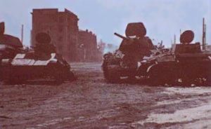 Tanks i Stalingrad