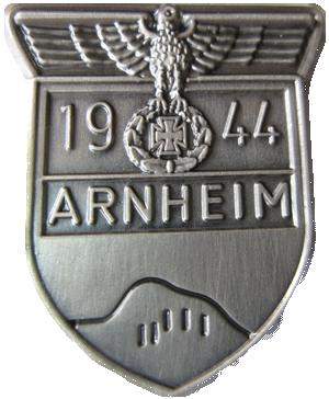 Tysk sejrsmærke fra Arnhem i 1944