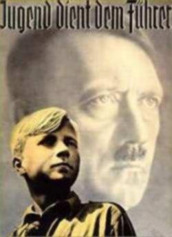 Plakat til Riefenstahl film: Børn tjener Føreren