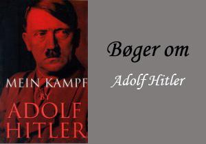 Engelske bøger om Adolf Hitler