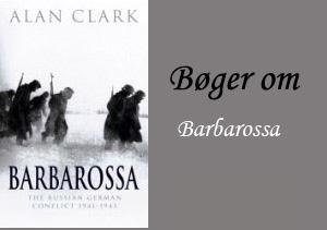 Engelske bøger om Operation Barbarossa