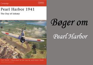 Engelske bøger om Pearl Harbor