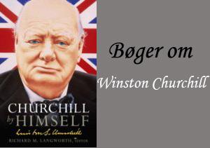Engelske bøger om Winston Churchill