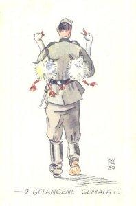 Tysk humoristisk tegning