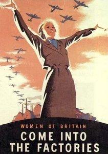 Engelsk appel til kvinderne
