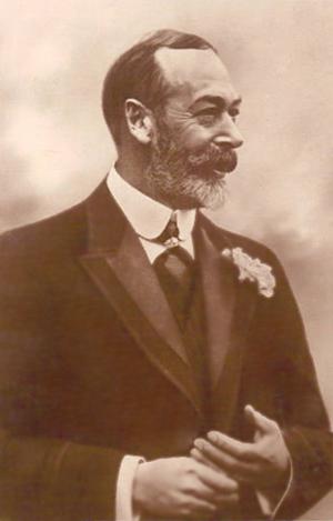 foto af George V
