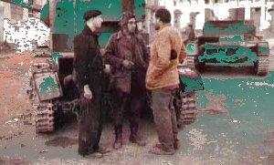et billede fra den Spanske Borger