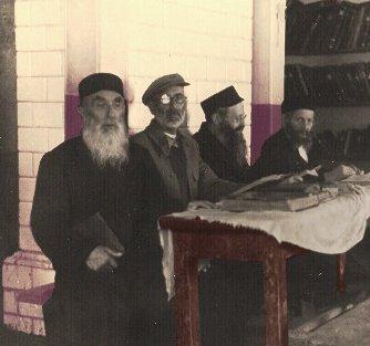 Jøder i Polen fotograferet af tysker i 1939